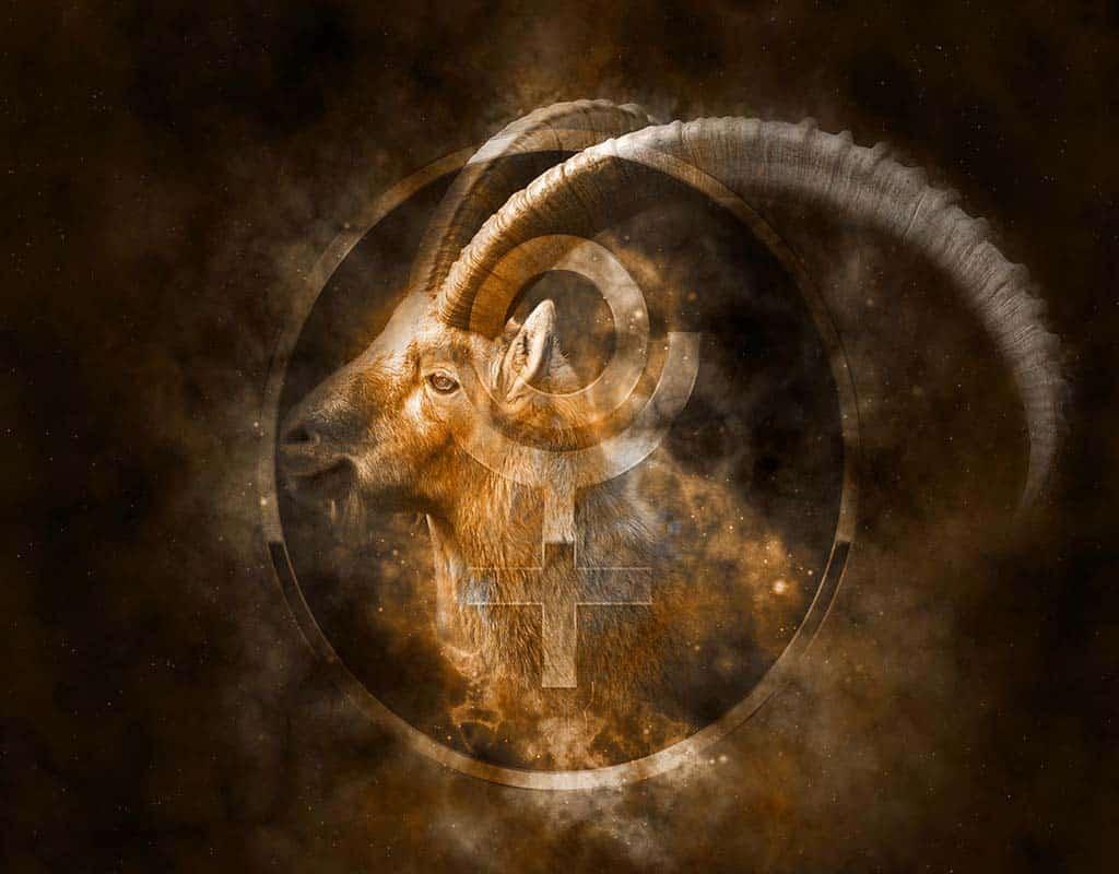 Pluto at Capricorn