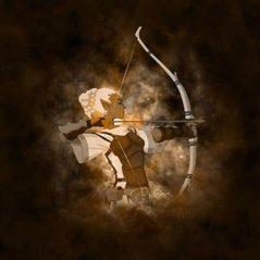Sagittarius zodiac sign image