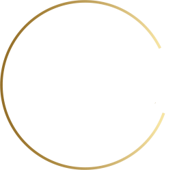 Part of the logo - circle gold